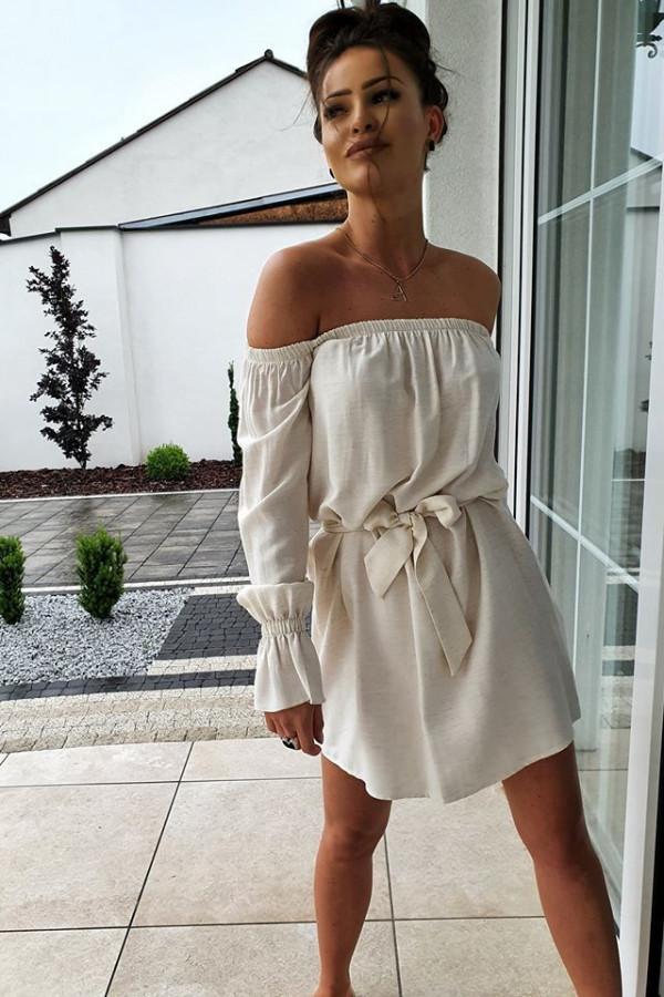 Sukienka lniana 3