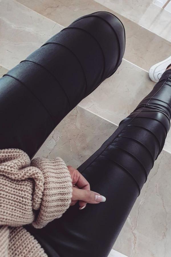 Spodnie czarne 1