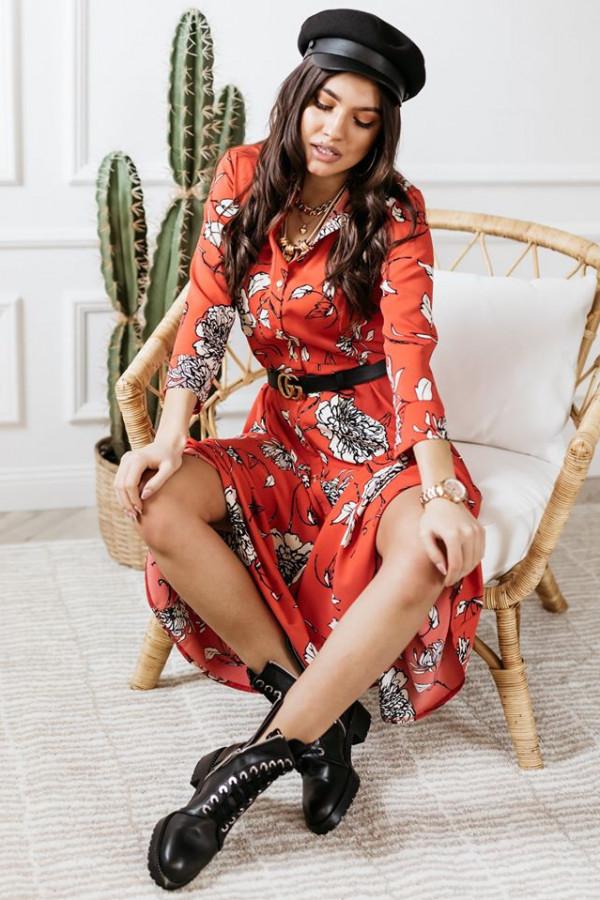 Sukienka Universal czerwona