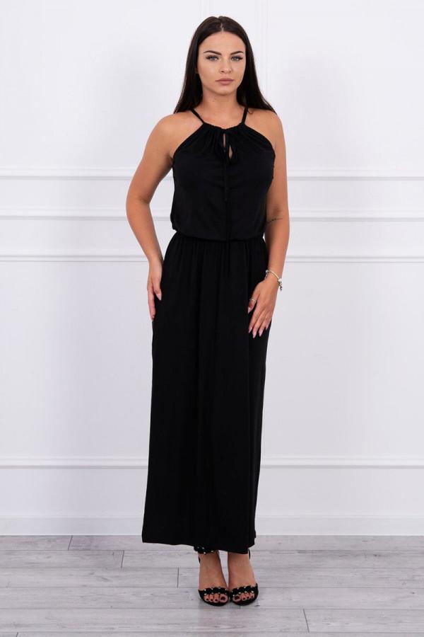 Sukienka BOHO czarna