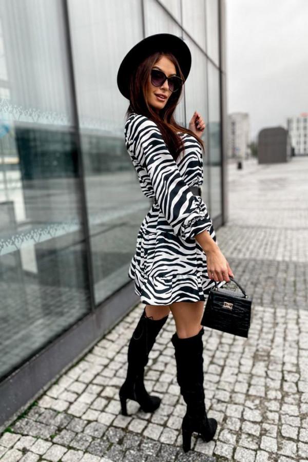 Sukienka Summer zebra 1