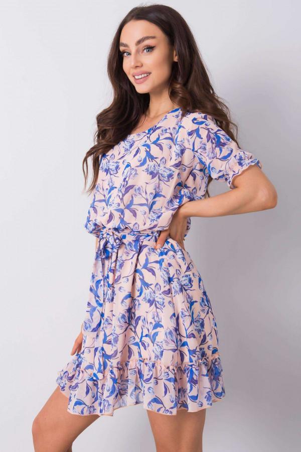 Sukienka Jane w kwiaty 1