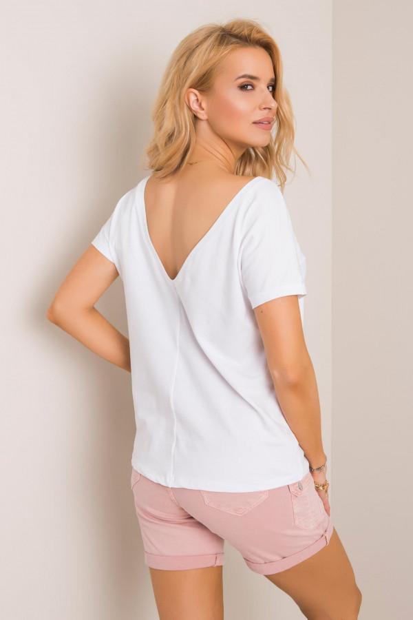 Biały t-shirt Amor 1