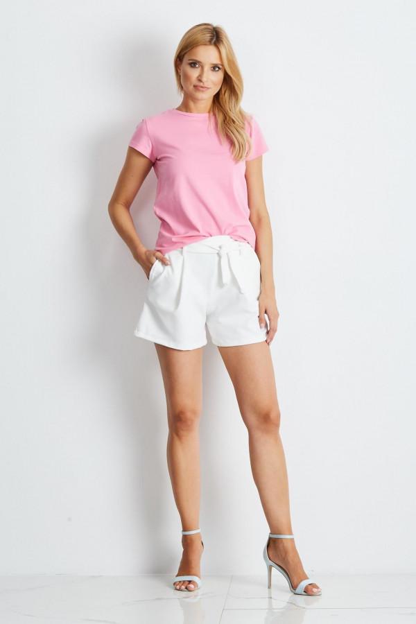 Jasnoróżowy t-shirt Peachy 3