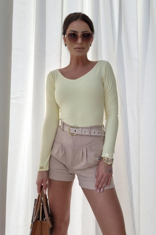 Bluzka Summer żółta 1