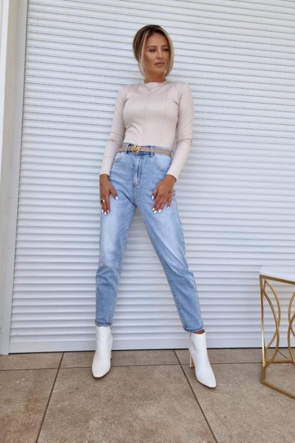 Bluzka Gucci beżowa 1
