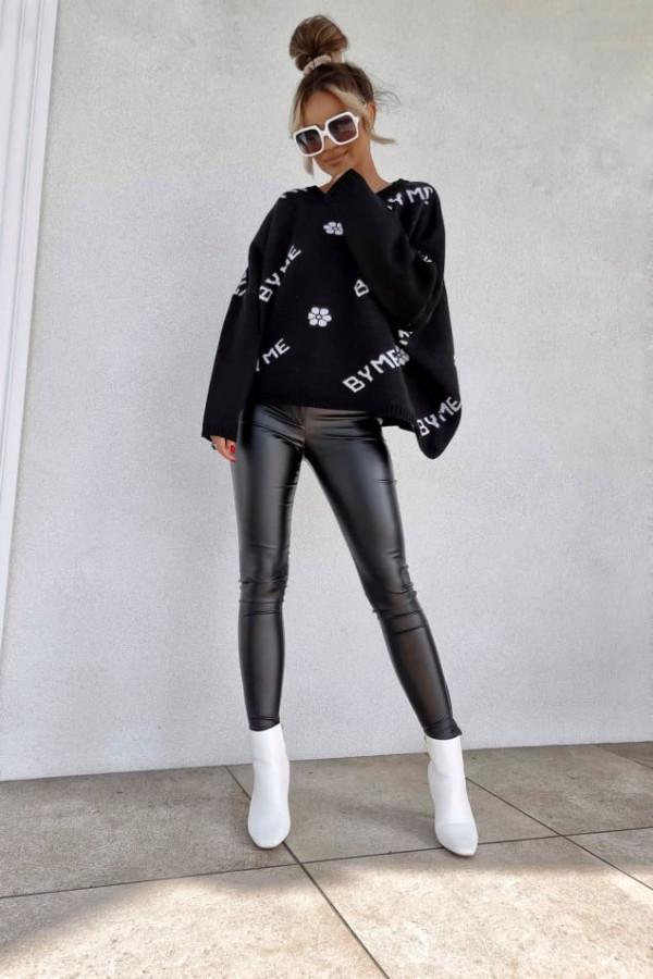 Sweter czarny By Me