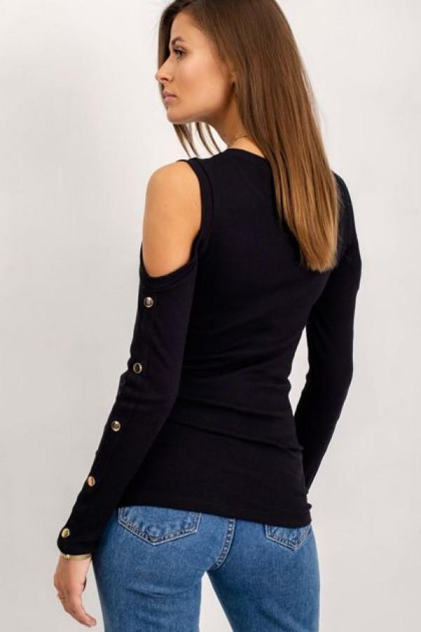 Czarna bluzka Nadia 2