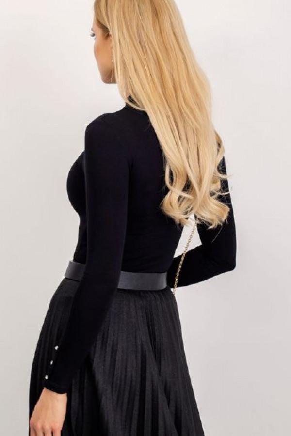 Czarna bluzka Sweetheart 2