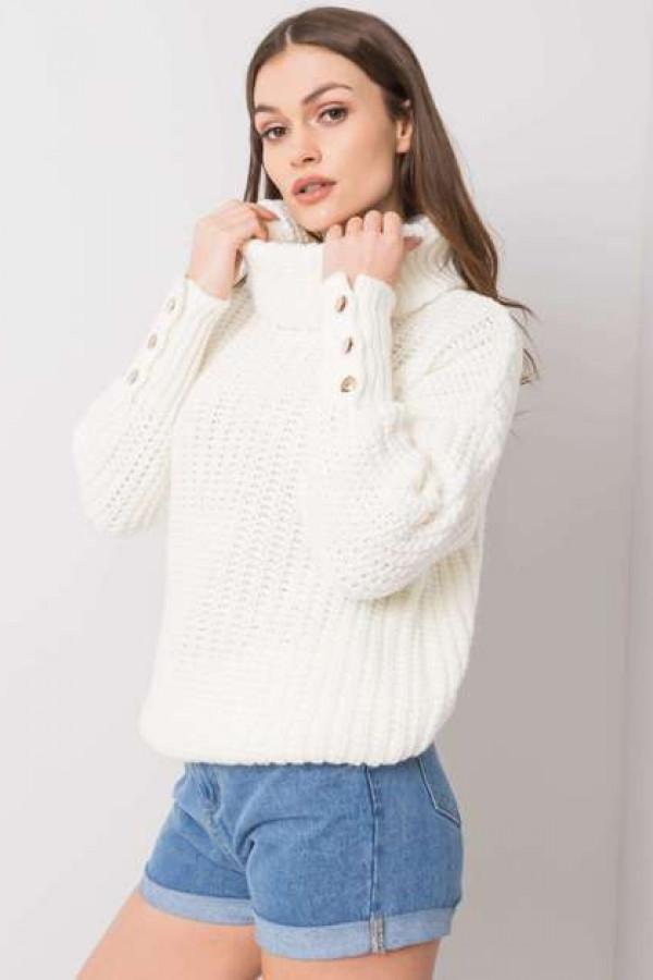 Ecru sweter Enid 1