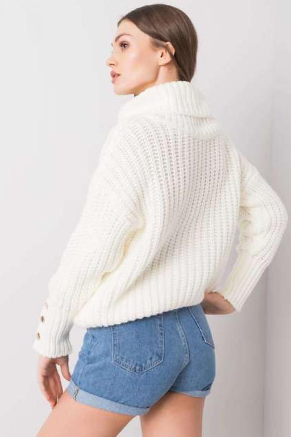 Ecru sweter Enid 2