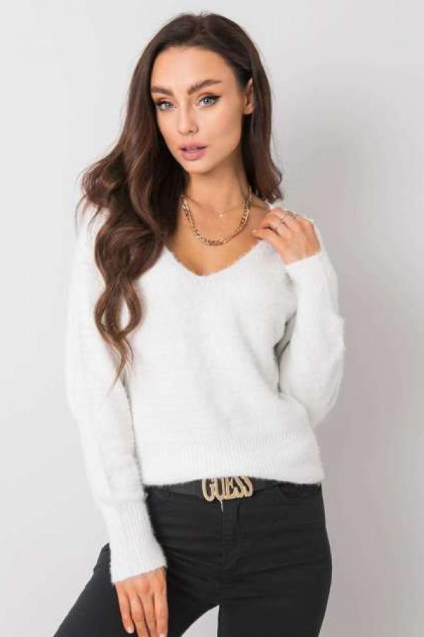 Biały sweter Giulia 2