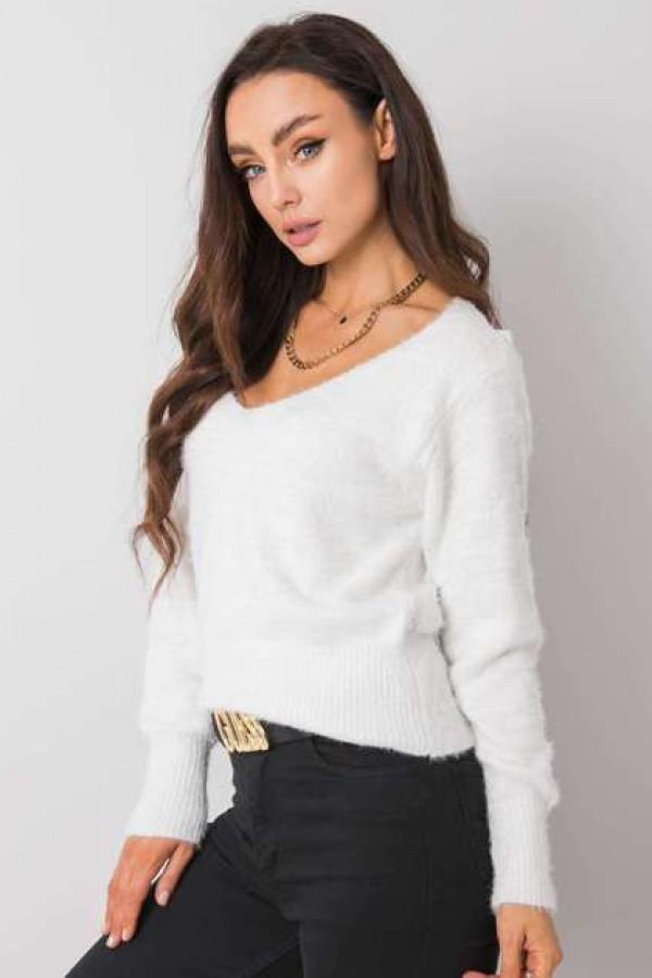 Biały sweter Giulia 3